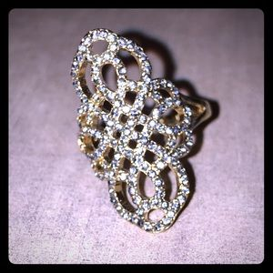 Stella & Dot adjustable ring